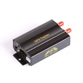 Car GPS Tracker System With TK103 SD Card Slot -Coban