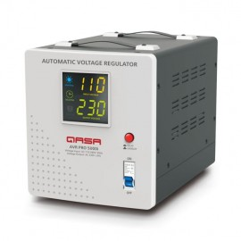 5000i Relay Automatic Voltage Stabilizer (AVR-Pro I Series) -Qasa