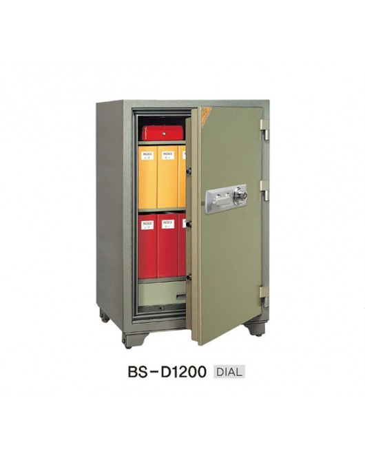 Office Dial Fire Security Safe BS-D1200
