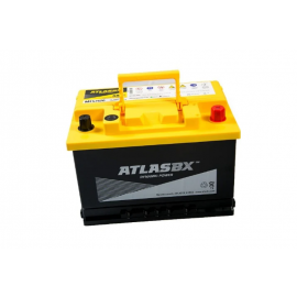 75AH 12V Car Battery (MF57520) - ATLASBX