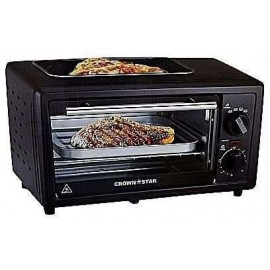 11Litres Microwave Oven Baking & Grilling - Crown Star