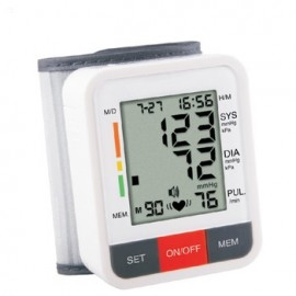 Wrist blood pressure monitor - Pangao