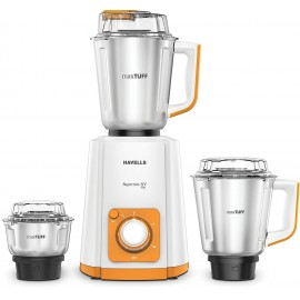 500-Watt Super Mix NV Mixer Grinder -Havells