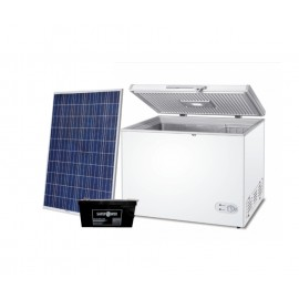 218L Solar Chest Freezer (BD-308) - Bona