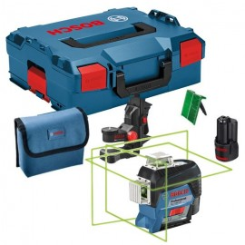 12V Green Line Laser With 2.0AH Battery GLL 3-80 CG - Bosch