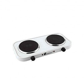 2Burner Electric Hot Plate - Saisho