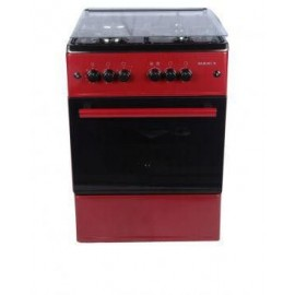 GAS COOKER MAXI 6060 M4 INOX RED -LG
