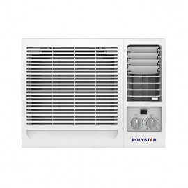 1HP WINDOW AIRCONDITIONER WITHOUT REMOTE (PV-9W) - POLYSTAR