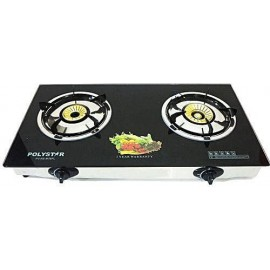 2 BURNER TABLE GAS COOKER (PV-N5-M76FL) - POLYSTAR