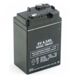 Duravolt Battery QBT - 6V 4.5Ah
