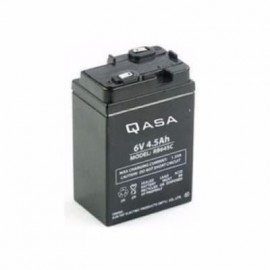 QASA 6V 4.0AH Pull-out Rechargeable Battery