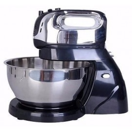 4L Hand Mixer With Rotating Bowl (MC HM163) - Master Chef