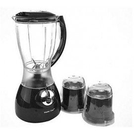3 In 1 Electric Blender With Mill -Master Chef