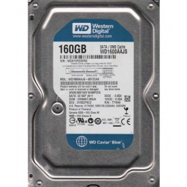 DESKTOP INTERNAL HARD DRIVE 160GB -WD