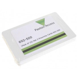 692-500 Paxton card (NET2 PROXIMITY ISO CARD-without mag stripe)