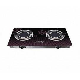 Table Top Gas Cooker Glass (CGS-201-B) -Century
