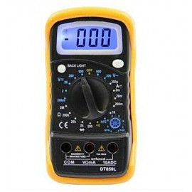 Digital Multimeter DT830L