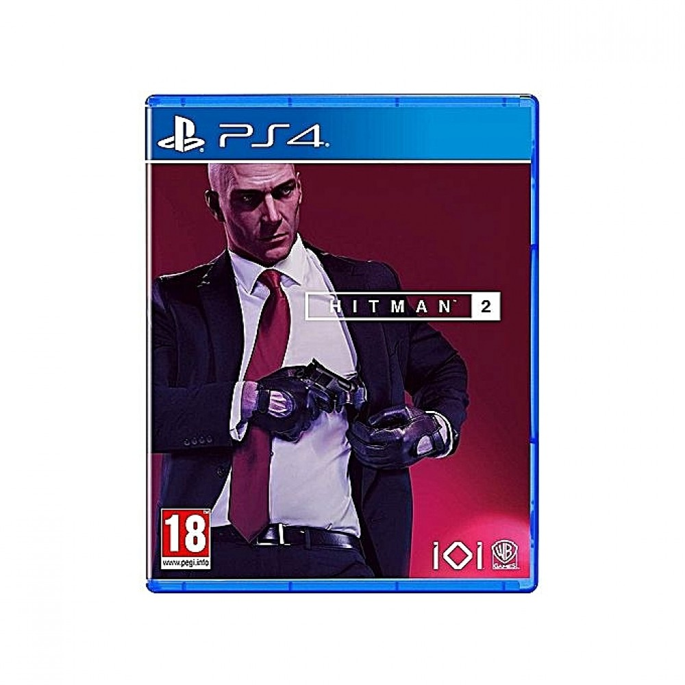 Kids And Toys Hitman 2 Ps4 Sony