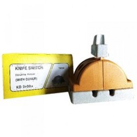 30A 2P Knife Switch