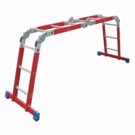 4x5 Fiberglass Multipurpose Ladder - 20ft