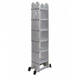 4x7 Multipurpose Aluminium Ladder-28ft