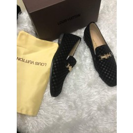 Italian Classic men Loafers -Louis Vuitton