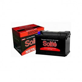 62Ah Automotive Battery -Solite
