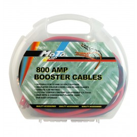 800Amp Booster Cables