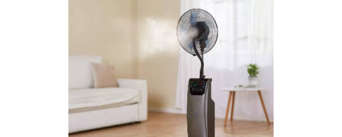 How a Mist Fan Works
