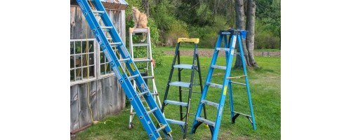 Understanding ladders and how to choose the right one