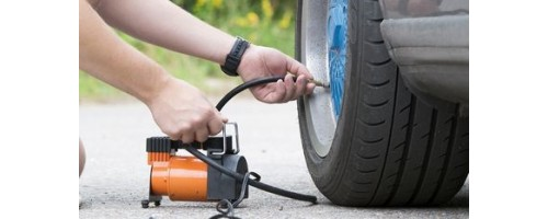 Are emergency mobile car tyre inflators effective?