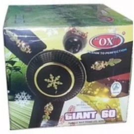 60'' GIANT CEILING FAN - OX