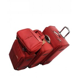 4 set of leavesking Luggage bag