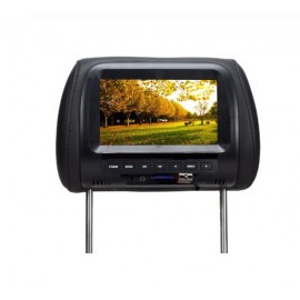 Headrest TFT Led Monitor With Pillow