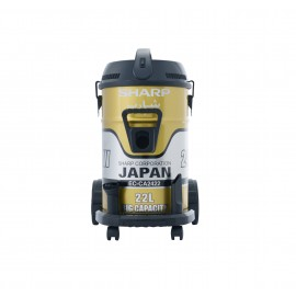 2400W Drum Vacuum Cleaner (EC-CA2422-Z) - Sharp